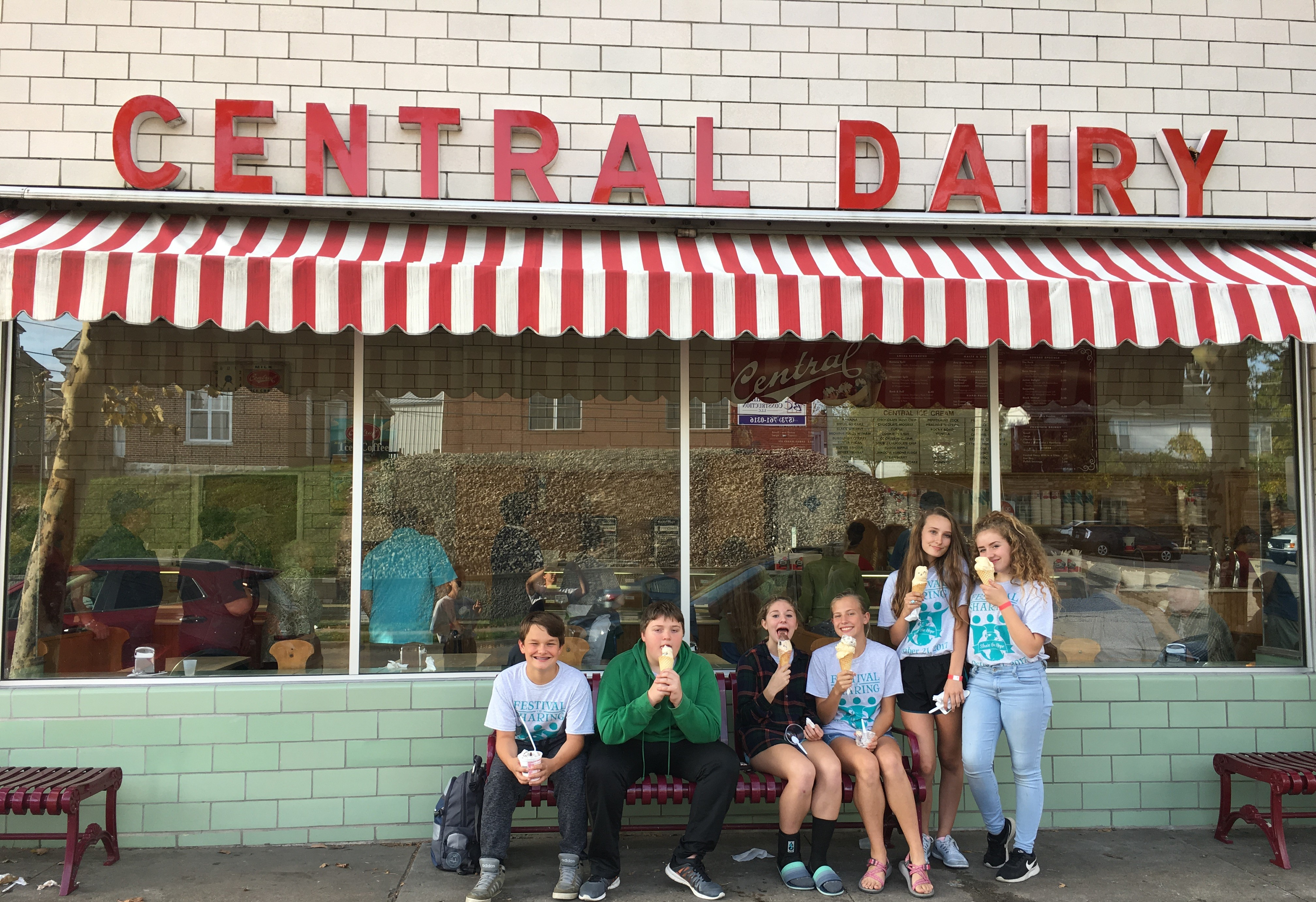 20 central dairy